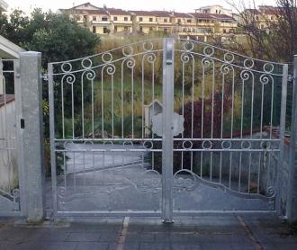 Lavori in Ferro - Francesco Sangineto